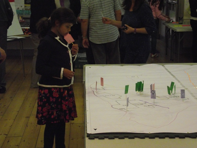 All Ages Took Part