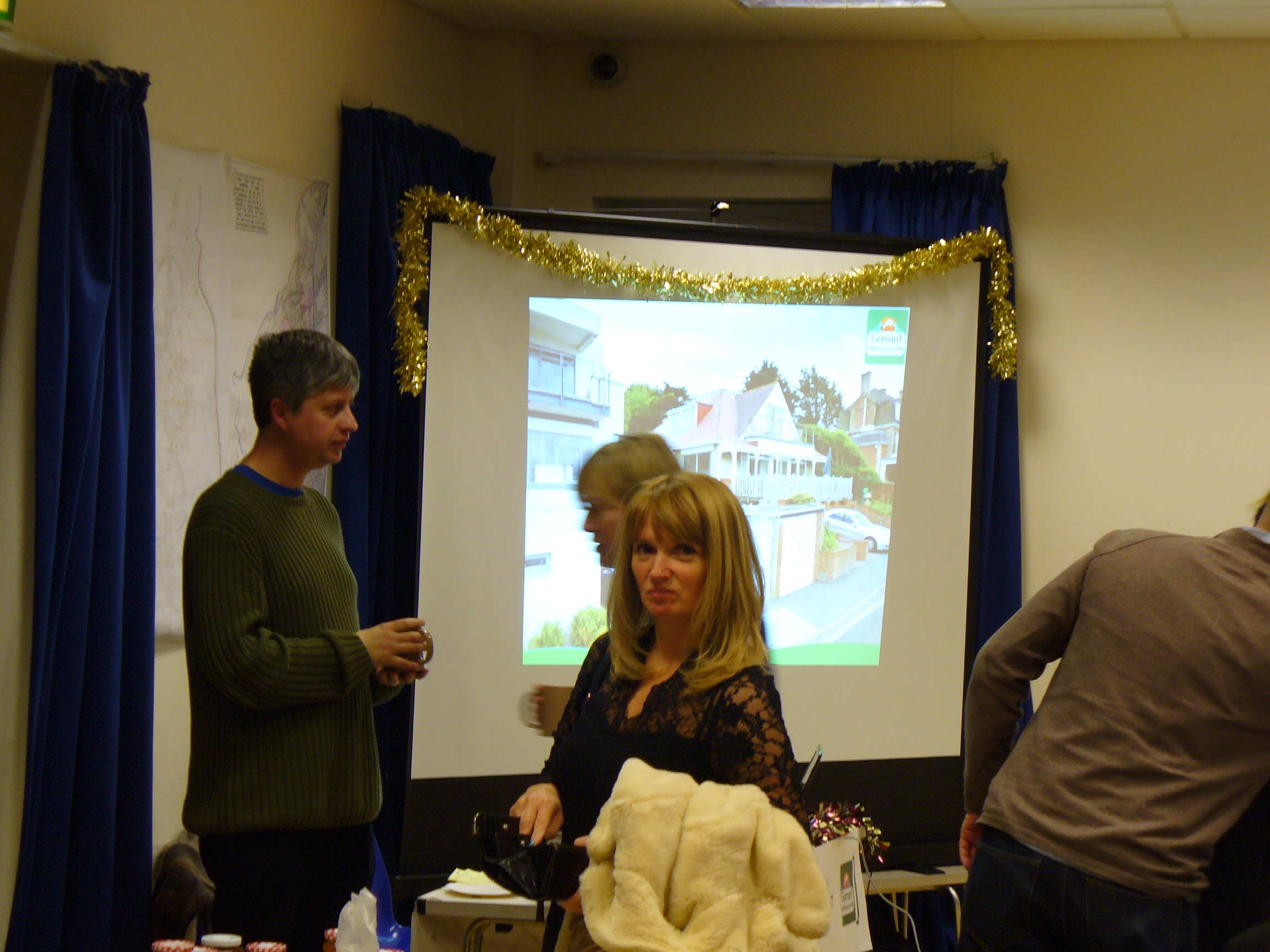 Gurnard Primary School Christmas Fayre - Neighbourhood Plan Consultation 7-12-12 (1)